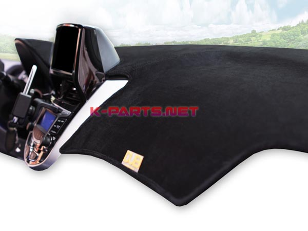 Dashboard cover mat